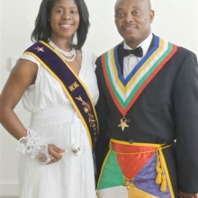 WM Lakisha Platenburg and WP C. J. Lee