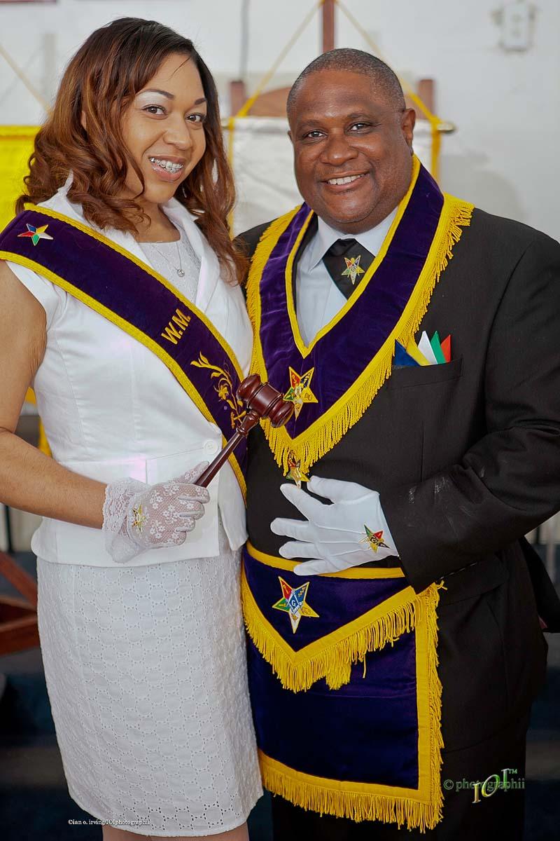 WM Alexis Smith and WP Maurice Gilbert